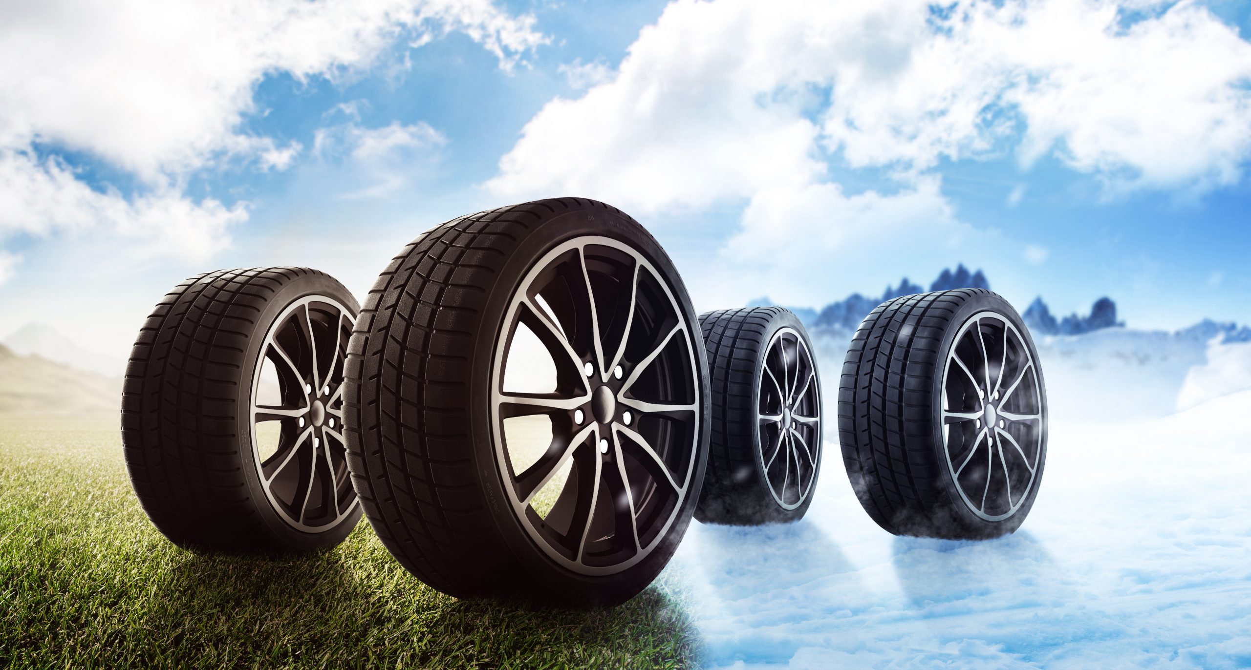 Looking for new tires this season? Call Lithia Toyota of Abilene today!